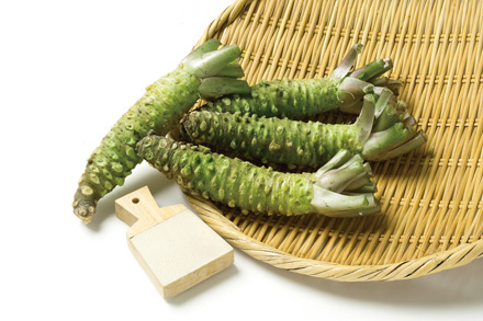FROZEN WASABI (ROOT, STEM, LEAVES)